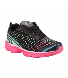 Vostro Sports Shoes Deco Girl Black VSS0008